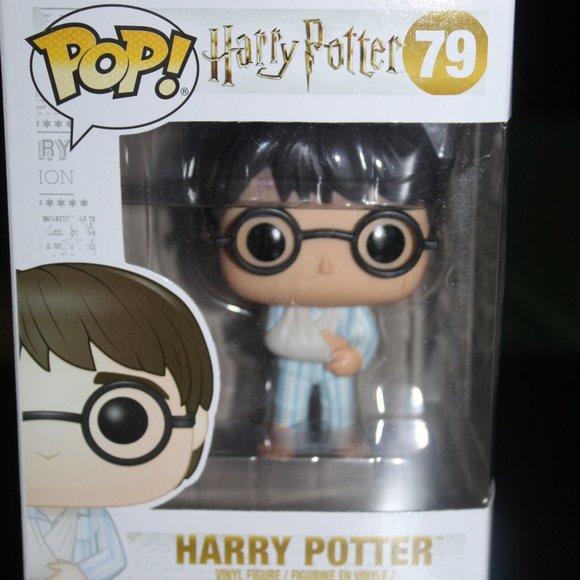 "Funko Pop Harry Potter Series, ""Harry Potter"" #79"